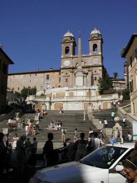 Rome-Spanish steps