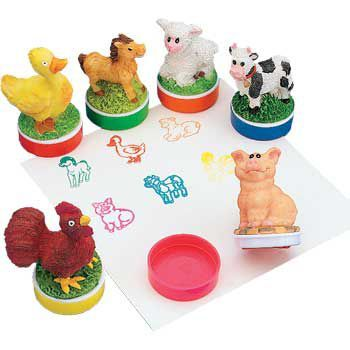 Celebrate with the Farm Animal Stamper for your Farm Animal party. Find amazing selections and prices on all birthday party & supplies at Birthday in a Box.