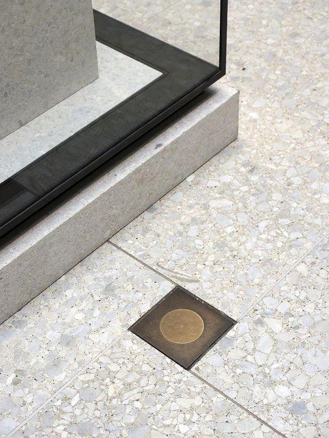 Metal detail - Neues Museum, Berlin - David Chipperfield Architects. Photo: Julian Weyer.