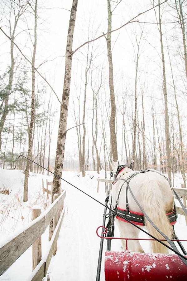 Charming Travels // Stowe Vermont // Photo credit Zan Passante // Sugar and Charm