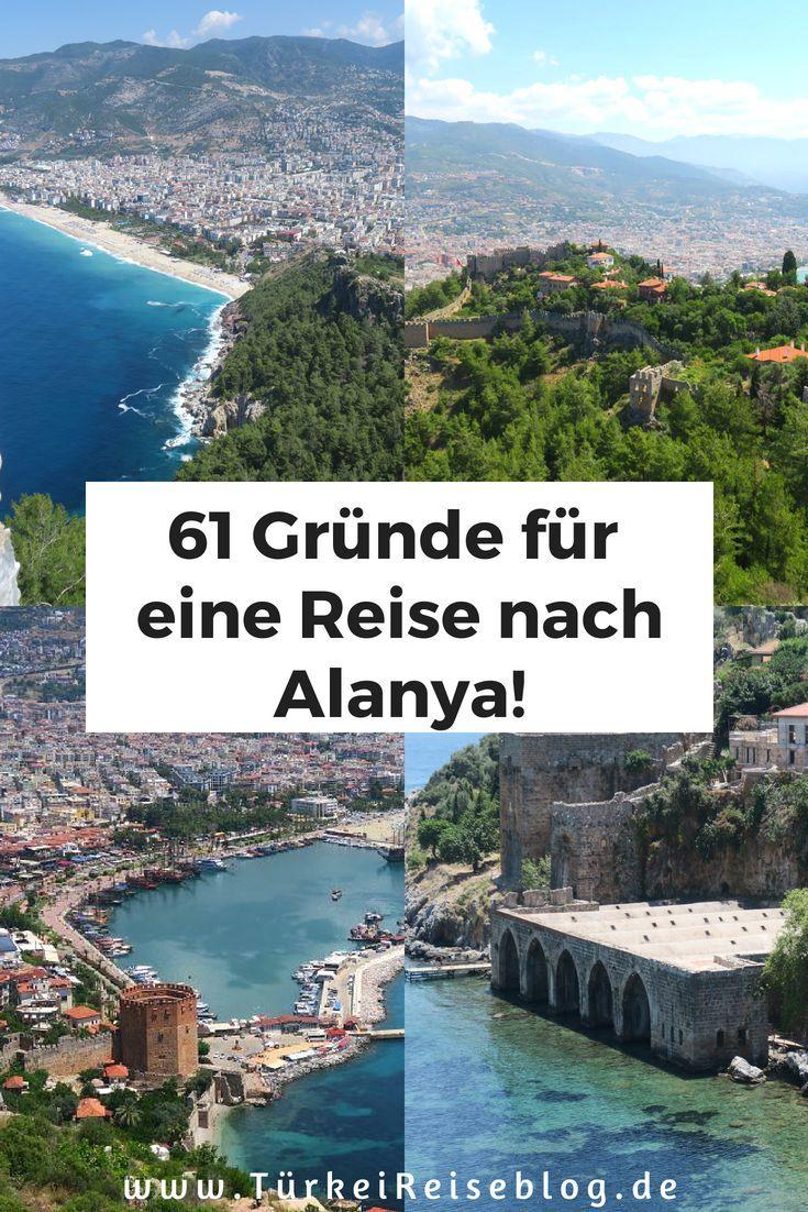 61 Sehenswurdigkeiten In Alanya Die Ultimative Liste Mit Interessanten Orten Turkei Urlaub Reisen Alanya
