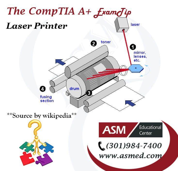 how to become certified xerox printer technician