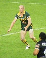 Darren Lockyer - Former Australian Rugby Leauge Captain