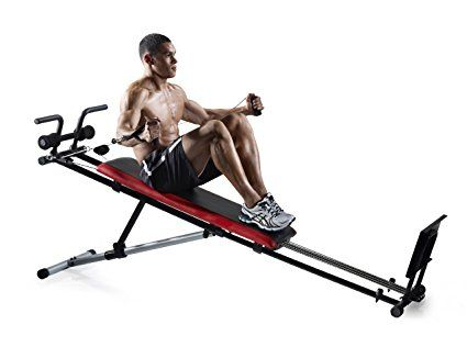 Amazon.com : Weider Ultimate Body Works : Home Gyms : Sports & Outdoors