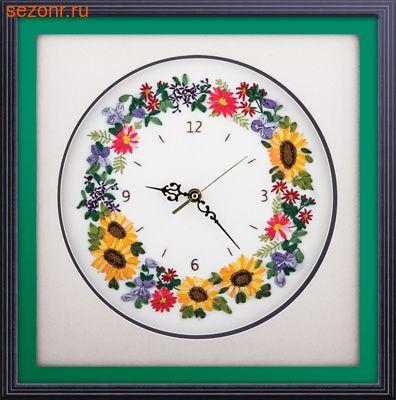 PANNA Цветочные часы Ч-1525