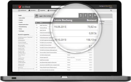 Online Rechnungen und Angebote erstellen | sevDesk Rechnungsprogramm
