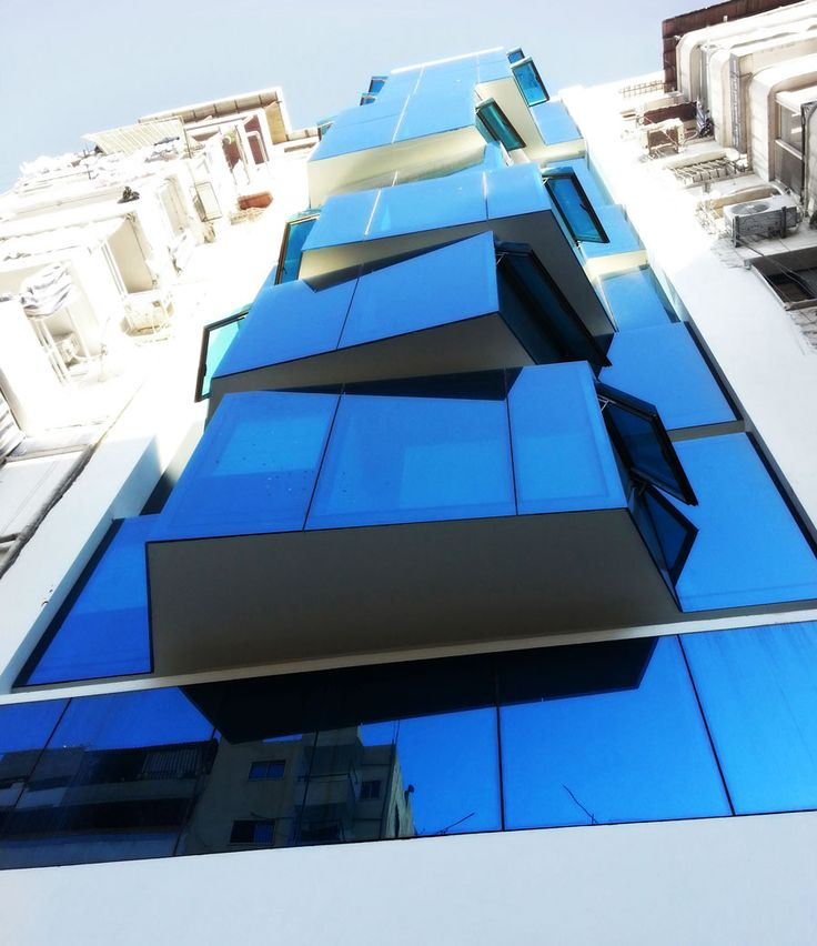 ARK - KASSAM | Architectural & Engineering Consultations | Projects | Blue Rhythm-Office Building