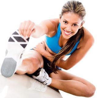 Women Stretching http://weightlosscentralhq.com has the advice you need to lose weight