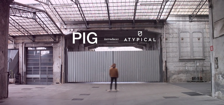 Our video-interview for PIG Magazine directed by Roberto Ortu