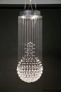 Falling Diamonds Bulb