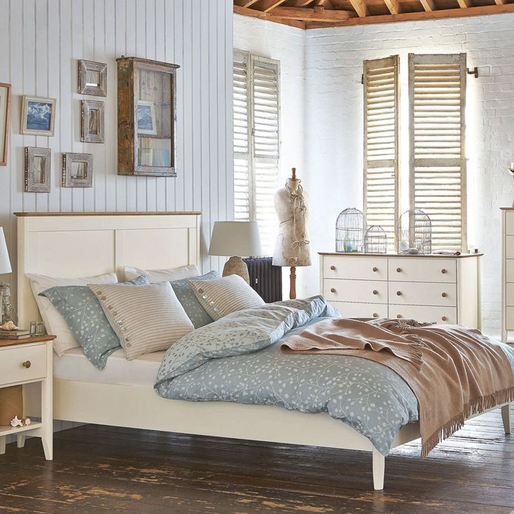 Inspired by homely coastal cottages #coastal #boathouse #interior #furniture