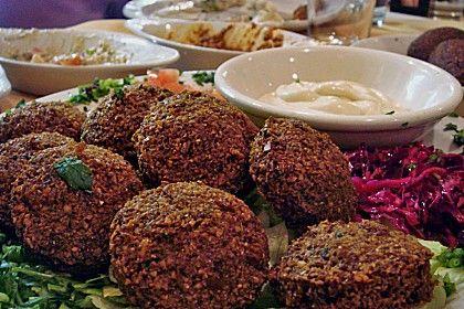 Ägyptische Falafel (Rezept mit Bild) von Egyptgirl | Chefkoch.de