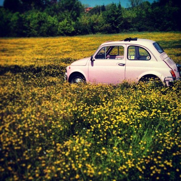 Even! #Fiat500 #vakantie #vakantiehuizen