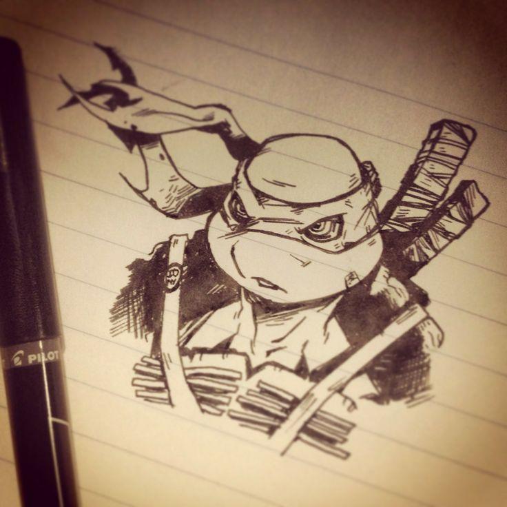 102 besten Teenage Mutant Ninja Turtles - Original Bilder auf ...