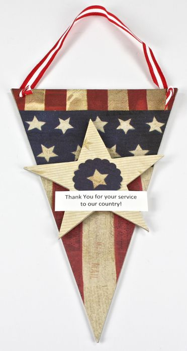 Thank You For Your Sacrifice: Veteran's Day Banner