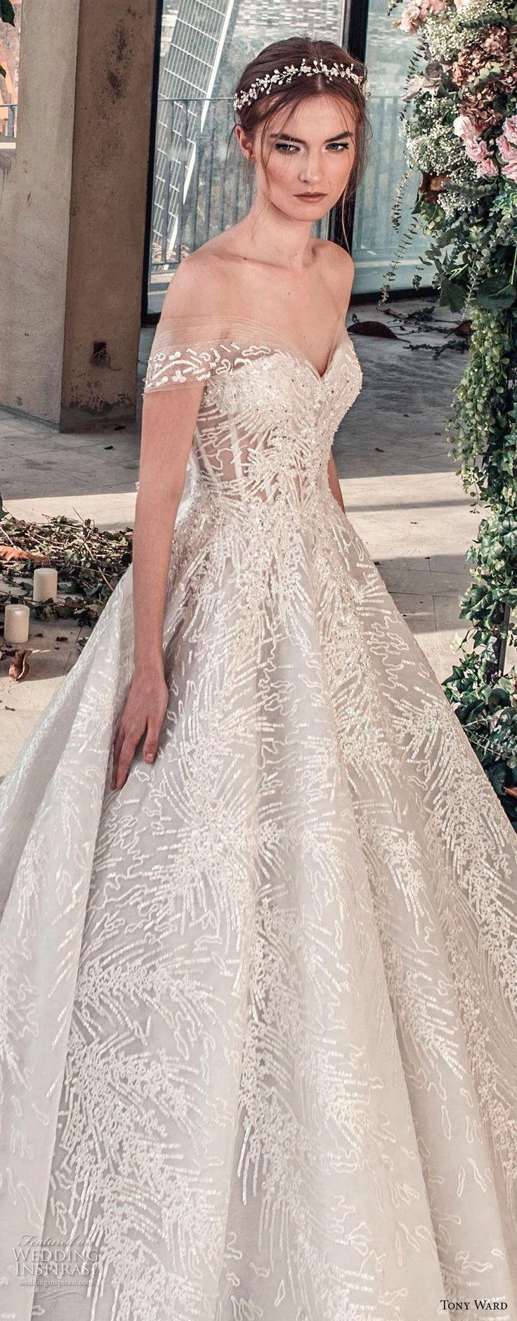 1696 best Wedding Dresses images on Pinterest   Homecoming dresses ...