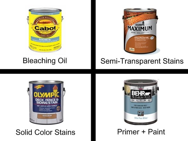 Best Staining Cedar Wood How To Keep It Colorful And Protected 640 x 480