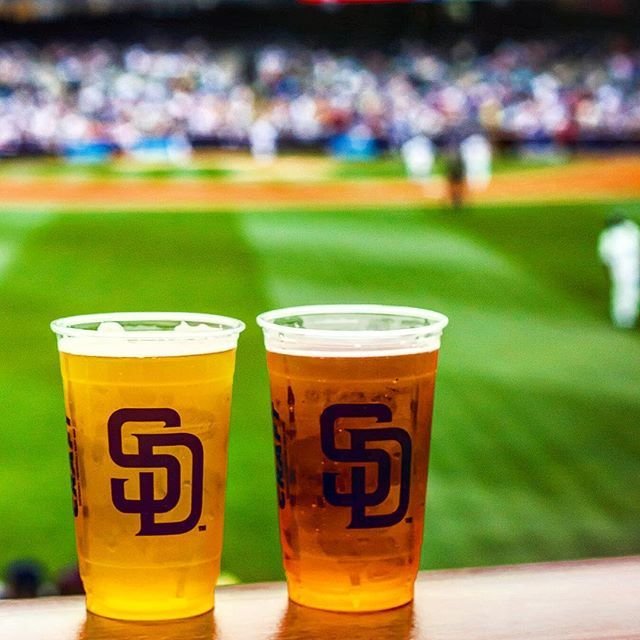 Sculpin IPA, Sea Rose, and a @padres sweep. #KeepTheFaith ⚾  #sandiego #sandiegoconnection #sdlocals #sandiegolocals - posted by Ballast Point Brewing Co. https://www.instagram.com/ballastpointbrewing. See more San Diego Beer at http://sdconnection.com