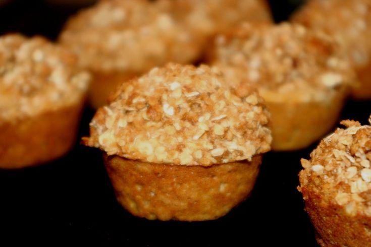 Applesauce Muffins | Recipe