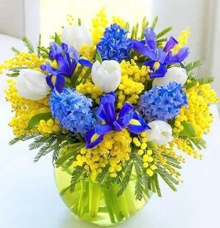 Картинки весенние букеты цветов