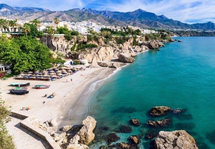 Calahonda. Mejores playas de Andalucía
