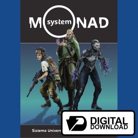 Monad System (Versione digitale)
