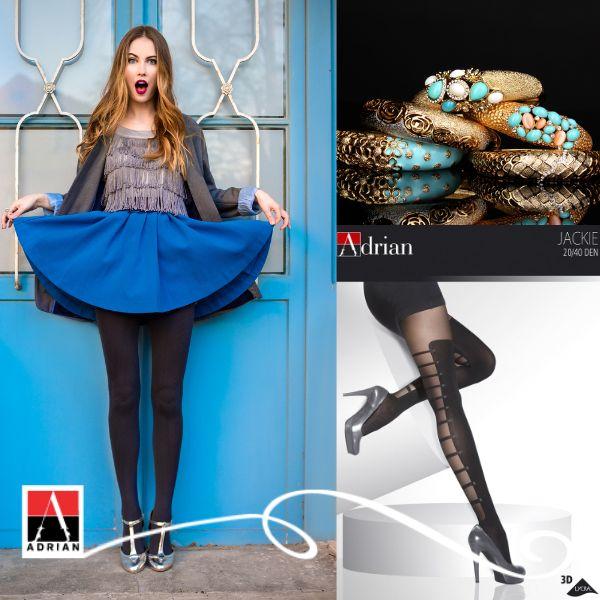 Chaber, granat, błękit królewski, kobalt to najmodniejsze odcienie tej zimy! Podbiły serca największych domów mody i stylizacje street fashion. #blue #fashion Marylę #trends #fashiontrends #moda #adrian #adrianinspiruje #rajstopyadrian #royalblue #stylization
