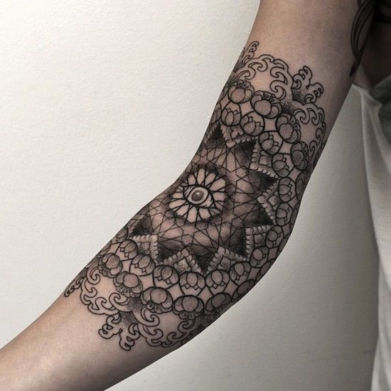tattoo by Chaim Machlev, Berlin, Germany | sleeve tattoos ...