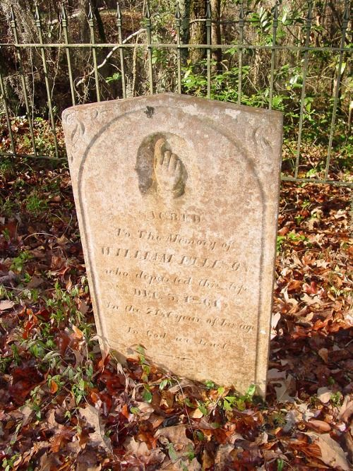 Queen of South Carolina & Historical Randomness Grave