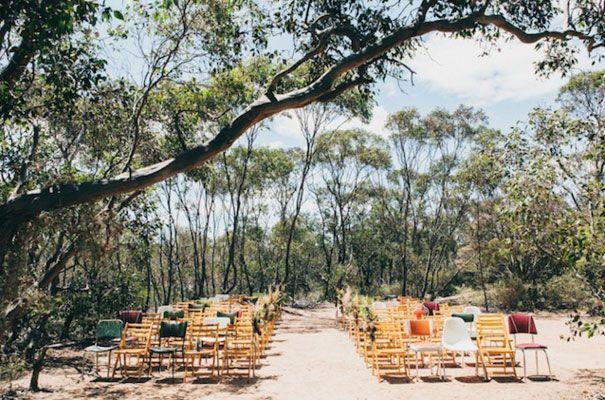 A BOYD BAKER HOUSE WEDDING: JULIA   DRISS