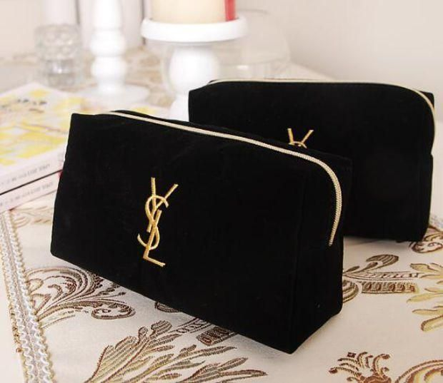 new arrival ecc04 33ae3 YSL Cosmetic Bag | Dupes in 2019 | Ysl bag, Ysl cosmetics, Bags