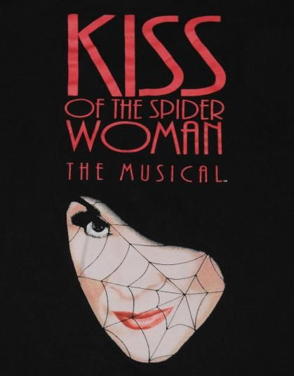 kiss of the spider woman essay Fys 16: fifth essay (due december 15, 2010) kiss of the spider woman has two underdogs who reverse roles with each other more than with the oppressors: the dreamer molina dies for a cause, while the activist valent n ends up spinning out romantic fantasies in italics.