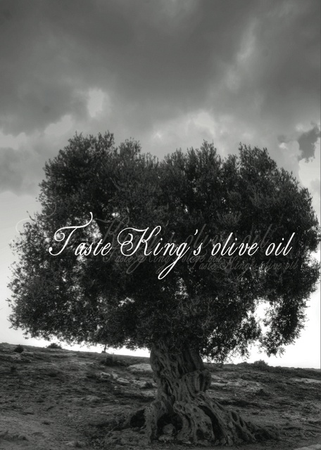 Taste a kings olive oil