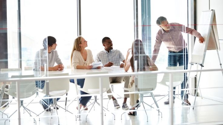 """""""When good leadership is in place in a company, it can be felt throughout the entire organization. With good leadership, corporate culture isn't forced, it is developed.""""  #culture #leadership"""