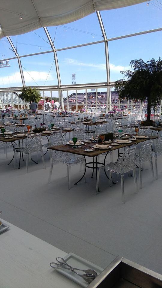 Estivemos na edição deste ano do Millennium Estoril Open.