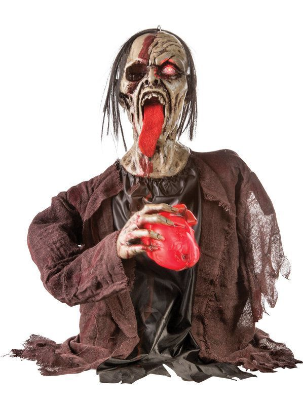 Animated Ground Zombie Prop Halloween Decorations Pinterest - zombie halloween decorations