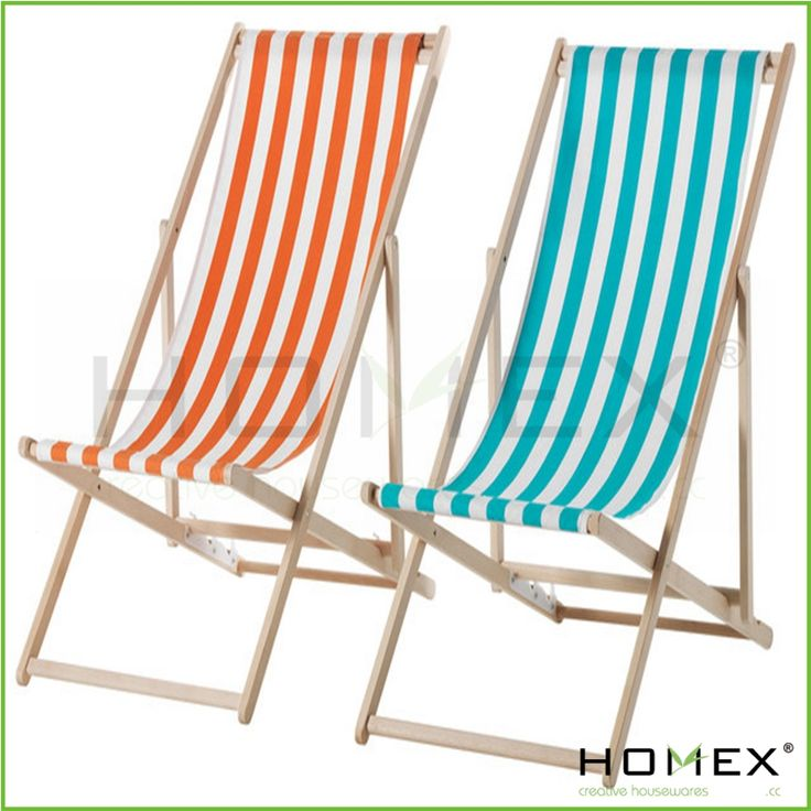 Modern Outdoor Lounge Chair With Bamboo  From Homex