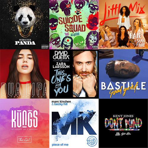 Baixar CD Top 40 Mais Tocadas Julho 2016