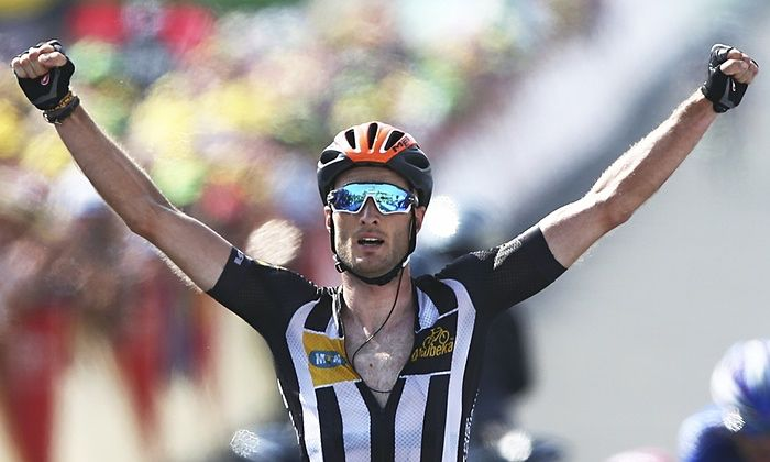 Congratulations to local lad Steve Cummings for taking today's stage win at the Tour de France! Great effort!