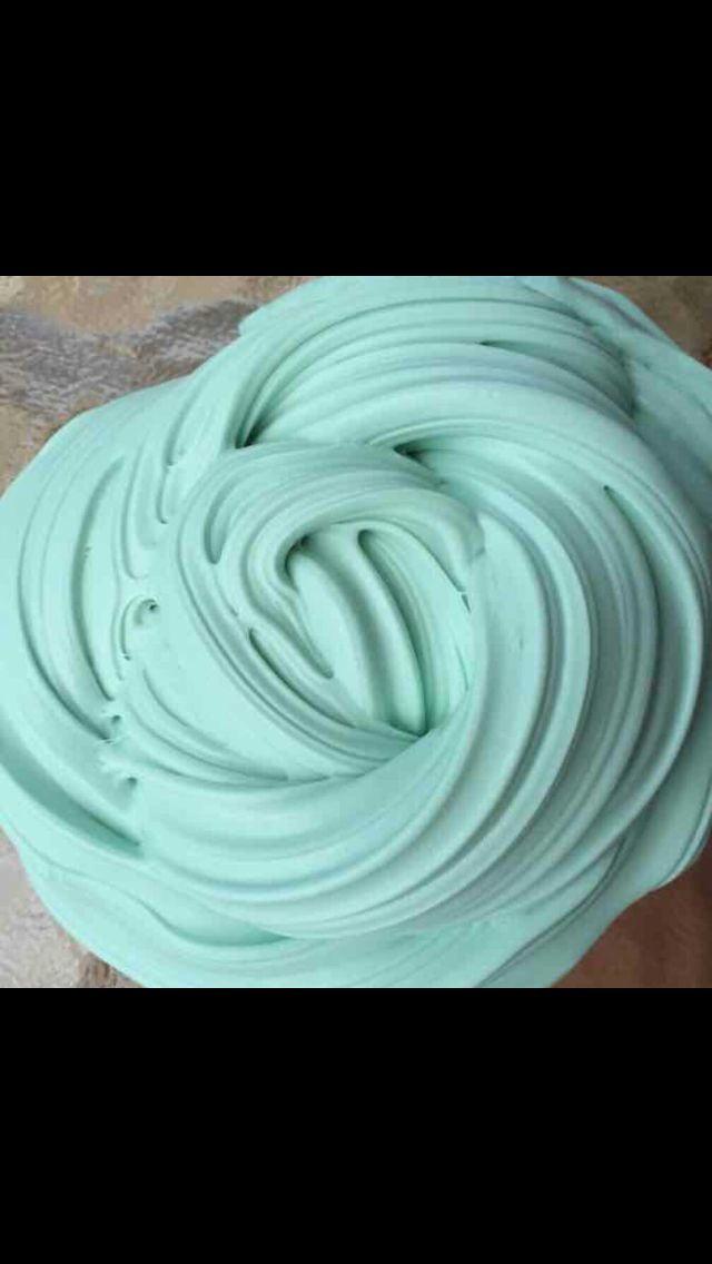 Easy fluffy slime u can make at home