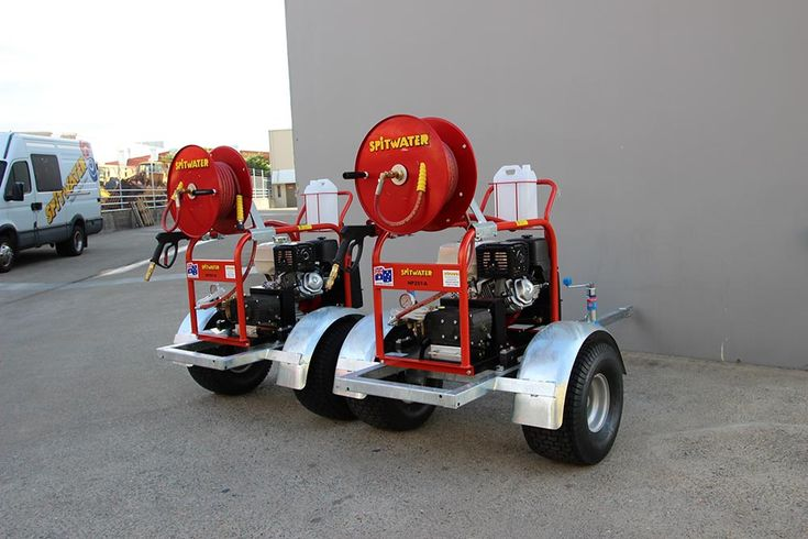 If you need more than just a standard machine, we at Spitwater can work with you to find the best pressure cleaner package for your needs. We work alongside with suppliers to find a complete solution to your application. Call us on 1800 172 005 to enquire.