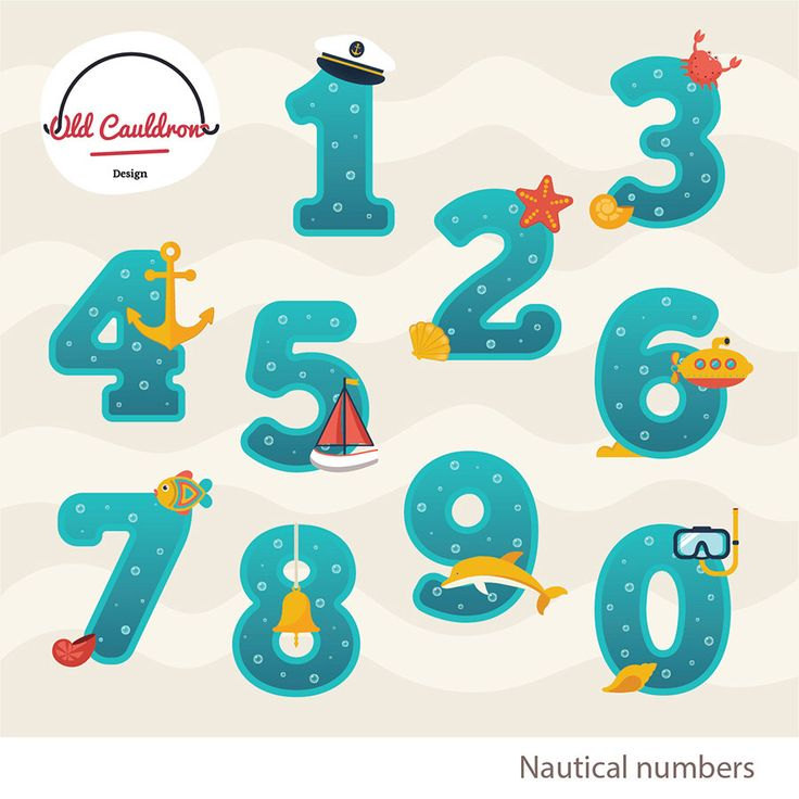 Numbers clipart, birthday numbers, school numbers, vector graphics, digital clip art, vector clipart, digital images  CL033 by OldCauldronDesign on Etsy https://www.etsy.com/uk/listing/268408210/numbers-clipart-birthday-numbers-school