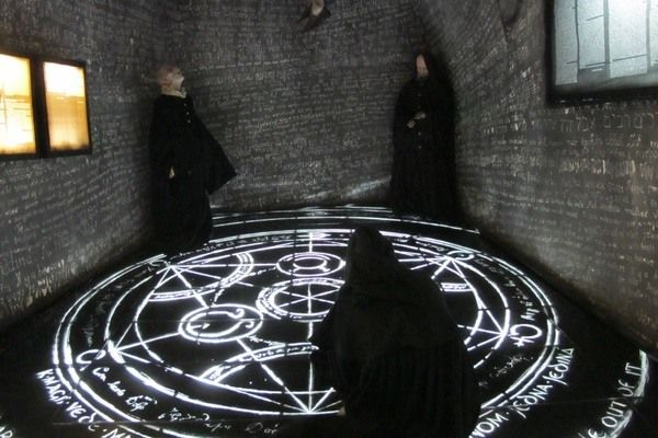 The history of occult science is turned into a creepshow at this sensational Prague attraction