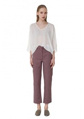 Clouds Top | Marshmallow Pies Trousers