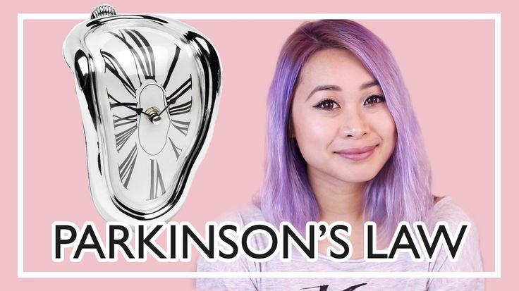 Productivity Series: Parkinson's Law