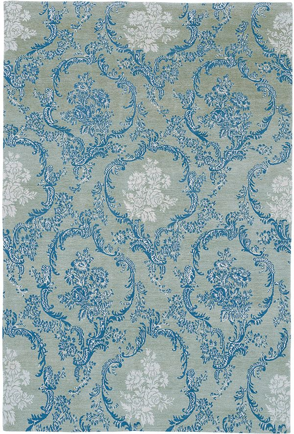 Faded Glory Blue by Paul Smith for The Rug Company