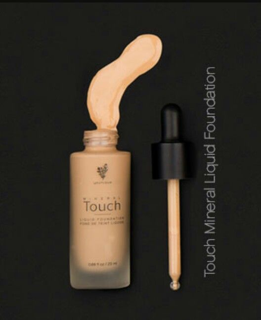 Mineral Touch Liquid Foundation  £30