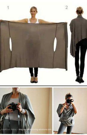 le vêtement multifonctions