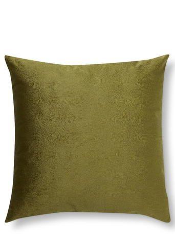 Luxurious Velvet Cushion, Green