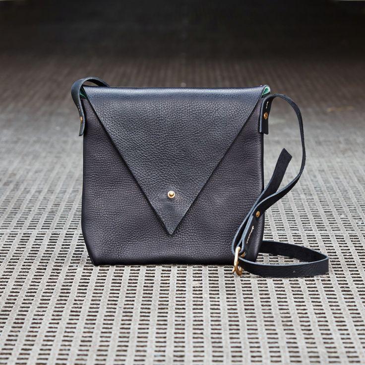 New to CARVLONDON on Etsy: Crossbody Leather Shoulder Bag - Drifter (99.00 GBP)